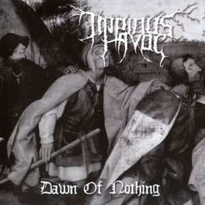 IMPIOUS HAVOC (Fin) – 'Dawn of Nothing' LP Gatefold