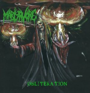 MARTYRVORE (USA) – 'Obliteration' CD