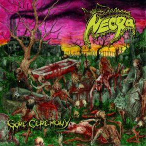 NECRO (It) – 'Gore Ceremony' LP