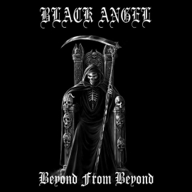 BLACK ANGEL (Per) – 'Beyond from Beyond' LP