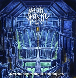 OBSCURE INFINITY (Ger) - 'Perpetual Descending Into Nothingness TAPE