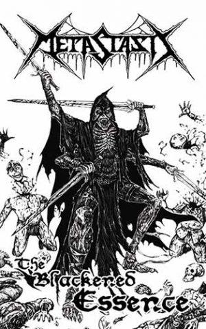 METASTASIS (Chi) – 'The Blackened Essence' TAPE