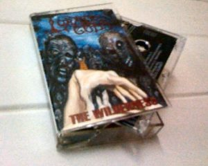 LUNATIC GODS (Sl) – 'The Wilderness' TAPE