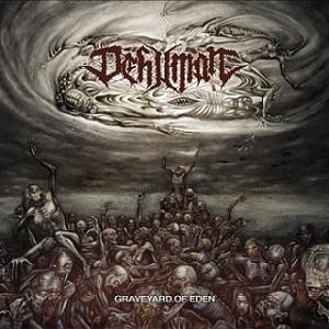 DEHUMAN (Bel) – 'Graveyard Of Eden' LP