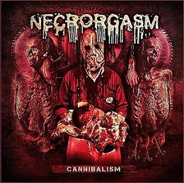 NECRORGASM (Gr) – 'Cannibalism' CD