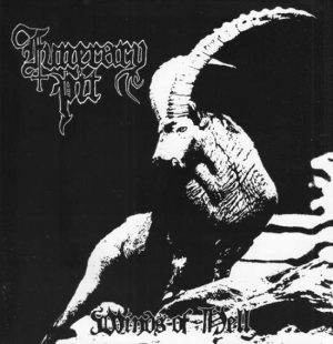 FUNERARY PIT (Aus) - 'Winds of Hell' 7'EP