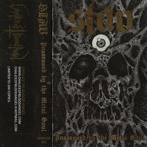 STAV (Fr) – 'Possessed By The Metal Soul' TAPE + Patch