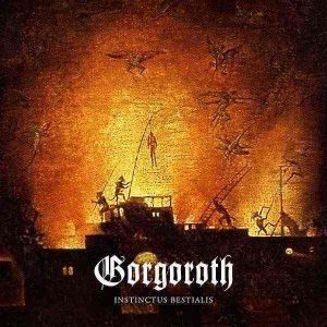 GORGOROTH (Nor) – 'Instinctus Bestialis' LP