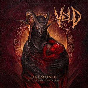 VELD – 'Daemonic: The Art Of Dantalian' LP