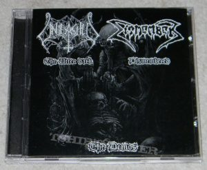 DISMEMBER / UNLEASHED (Swe) – 'demos' CD