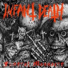 """INFANT DEATH (Nor) – 'Funeral Massacre' 7""""EP"""