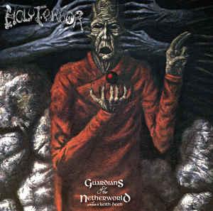 HOLY TERROR (USA) – 'Guardians of the Netherworld' D-LP Gatefold (Black vinyl)