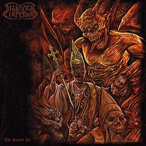 DIABOLICAL IMPERIUM (Ger) – 'The Sacred Lie' LP