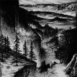 BLACK COMA / INEXORABLE END – split LP