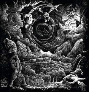 NADIWRATH (Gr) – 'Circle Of Pest' CD Digipak