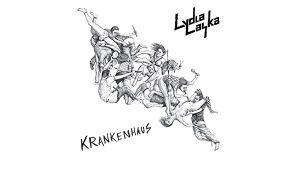LYDIA LASKA (Nor) – 'Krankenhaus' CD Digipack