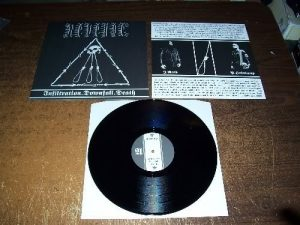 REVENGE (Can) – 'Infiltration.Downfall.Death' LP