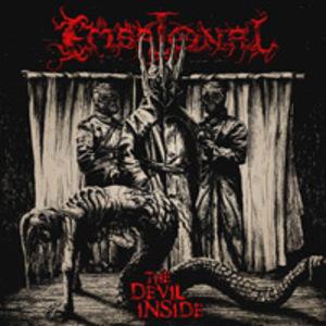 EMBRIONAL (Pol) – 'The Devil Inside' LP Gatefold