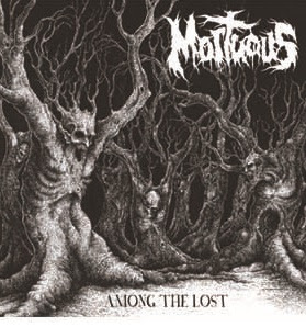 MORTUOUS (USA) – 'Amongst the Lost (Demo 2012)' MLP