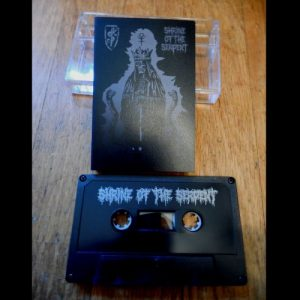 SHRINE OF THE SERPENT (USA) - s/t TAPE