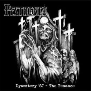 PESTILENCE (Nl) – 'The Dysentery Penance' LP