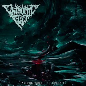 CHTHONIC CULT (Pol) - I am the Scourge of Eternity LP Gatefold