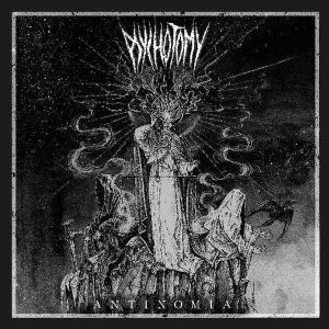 PSYCHOTOMY- Antinomia CD