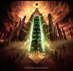 NEFAS (It) – 'After The Last Setting' CD