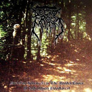 NECROFROST(Ger) – 'Dark Fog Hovers Near the Wooden...' 10'MLP