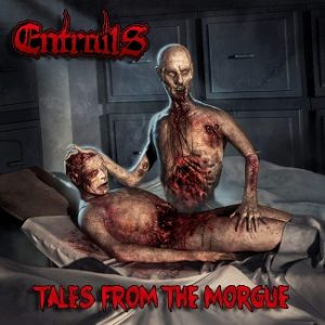 ENTRAILS (Swe) – 'Tales From The Morgue' CD Digipack