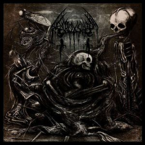 PAROXSIHZEM (Can) – 'Abyss of Excruciating Vexes' MLP (splatter vinyl)