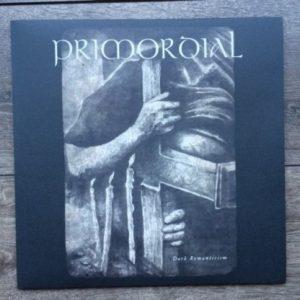 PRIMORDIAL (Irl) – 'Dark Romanticism' LP (clear vinyl)