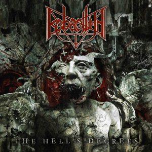 REBAELLIUN (Bra) – 'The Hell's Decrees' CD