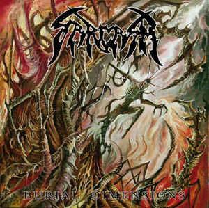 SARCASM (Swe) – 'Burial Dimensions' CD