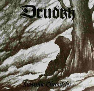 """DRUDKH (Ukr) – 'Slavonic Chronicles' 10""""MLP"""