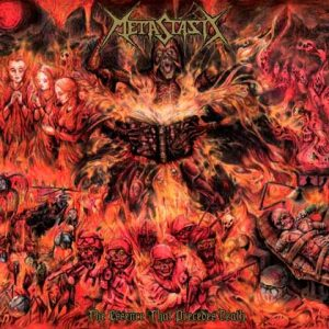 METASTASIS (Chi) – 'The Essence That Precedes Death' LP