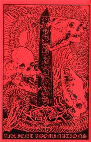 DOOMBRINGER (Pol) – 'Ancient Abominations' TAPE