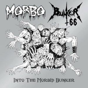 """MORBO / BUNKER 66 – split 7""""EP"""