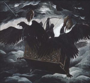 DEATHSPELL OMEGA (Fra) – 'The Synarchy of Molten Bones' LP