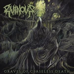 RUINOUS (USA) – 'Graves of Ceaseless Death' LP