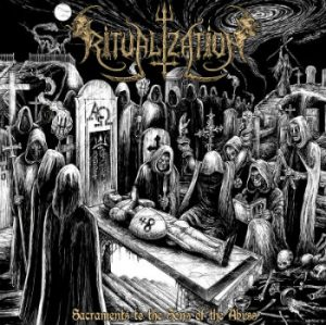 RITUALIZATION (Fra) - Sacraments to the Sons of the Abyss LP