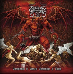 DIABOLICAL MESSIAH (Chi) – 'Compilation Of Ancient Campaigns Of Death' LP