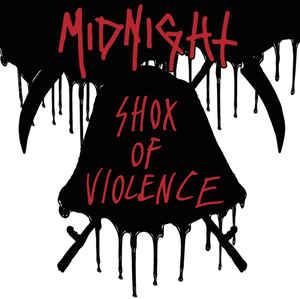 MIDNIGHT (USA) – 'Shox of Violence' MLP (Splatter)