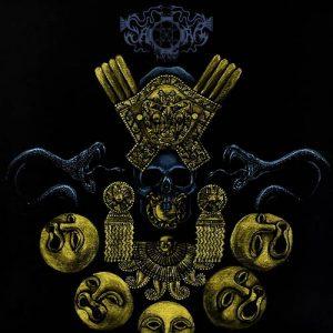 SAQRA'S CULT (Bel) – 'Forgotten Rites' LP