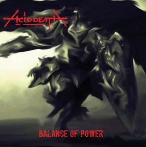 ACID DEATH (Gr) – Balance of Power LP