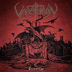 VARATHRON (Gr) – 'Crowsreign' D-LP Gatefold