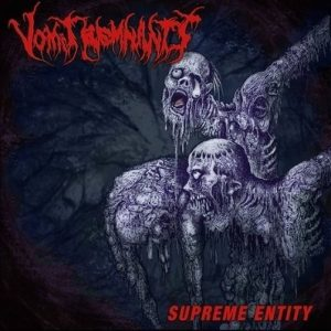 VOMIT REMNANTS (Jap) – 'Supreme Entity' LP