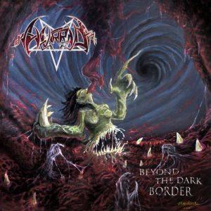 HORRID (It) – 'Beyond The Dark Border' LP (Red vinyl)
