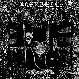 AKERBELTZ (Spa) – 'Satanic' LP
