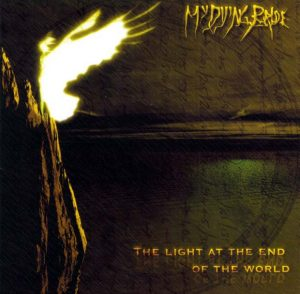 MY DYING BRIDE (UK) – The Light at the End of the World D-LP Gatefold
